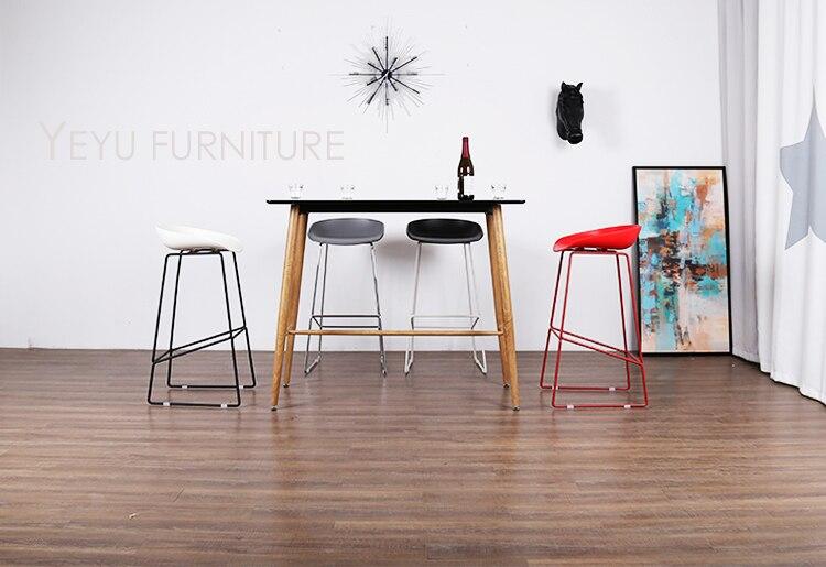 Design moderno altezza seduta 65 cm 75 cm cucina camera bancone