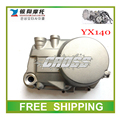 yx yx140 140cc engine right cover dirt pit monkey bike clutch cover kayo bse taotao accessories free shipping