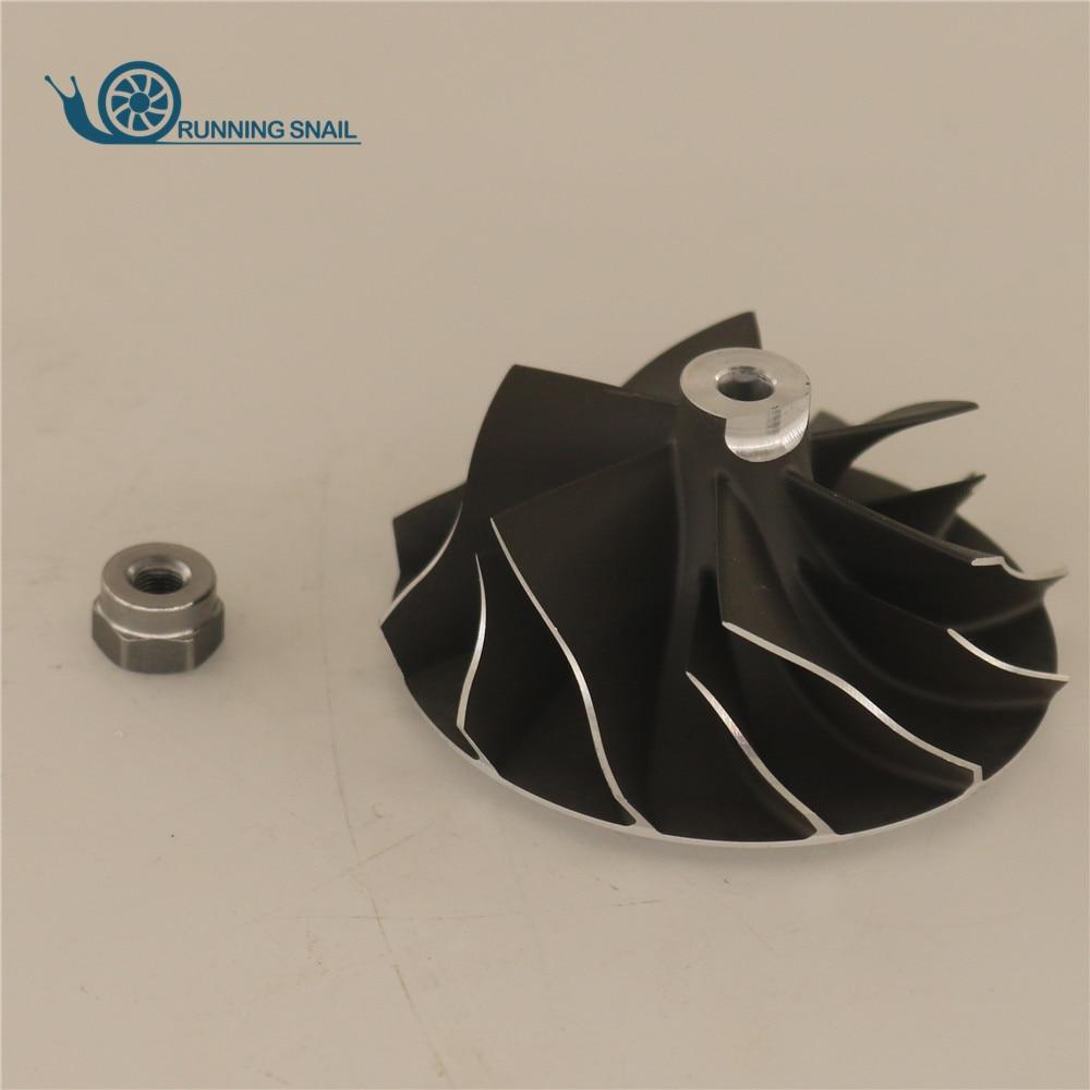 Turbo Compressor Wheel K0422-882 K0422-881 L3m700713c For Mazda Cx-7 3 6 2.3l Mzr Disi Cw59.2*45 Profit Small