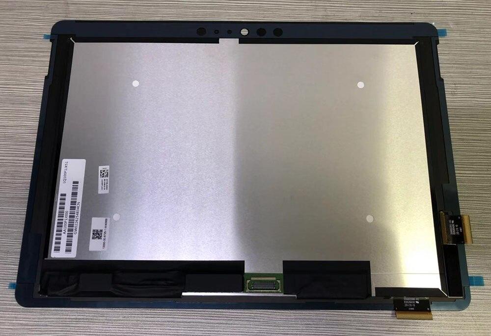 NOUVELLE d'origine Pour Microsoft surface aller lcd affichage écran tactile verre capteur digitizer tablet assemblée modèle: 1824