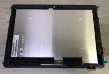 新オリジナルマイクロソフト表面 go の lcd ディスプレイタッチスクリーンガラスセンサーデジタイザタブレットアセンブリモデル: 1824