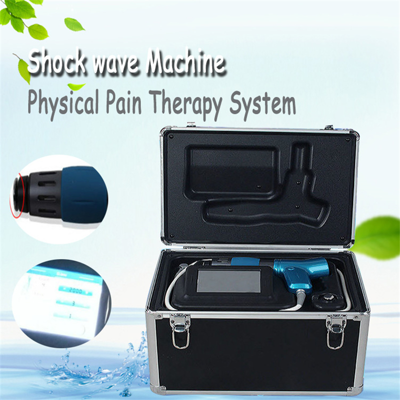 Portable Sock Wave Therapy For Health Care Machine Home Use Instrument