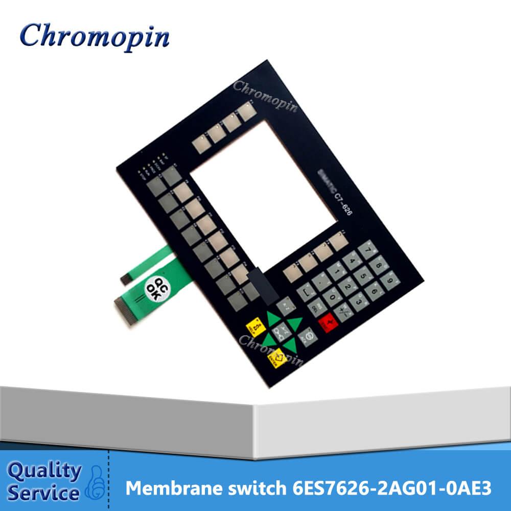 Membrane switch for 6ES7626-2AG01-0AE3 6ES7 626-2AG01-0AE3 6ES7626-2AG02-0AE3 6ES7 626-2AG02-0AE3 C7-626 membrane keyboard for 6es7633 2se00 0ae3 6es7 633 2se00 0ae3 6es7633 2df00 0ae3 6es7 633 2df00 0ae3 c7 633