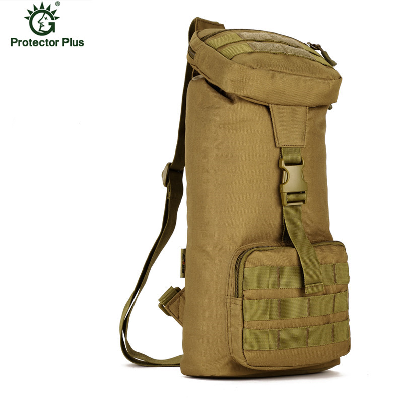 Army Militay Men Chest Pack Single Shoulder Strap Back Bag Nylon Travel Men Crossbody Bags Vintage Rucksack Chest Bag X55