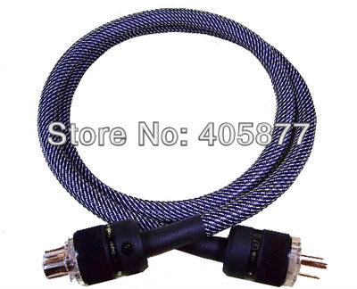 1.5m 6N OFC Audio AC Power Cable with SONAR R-Copper US Plug