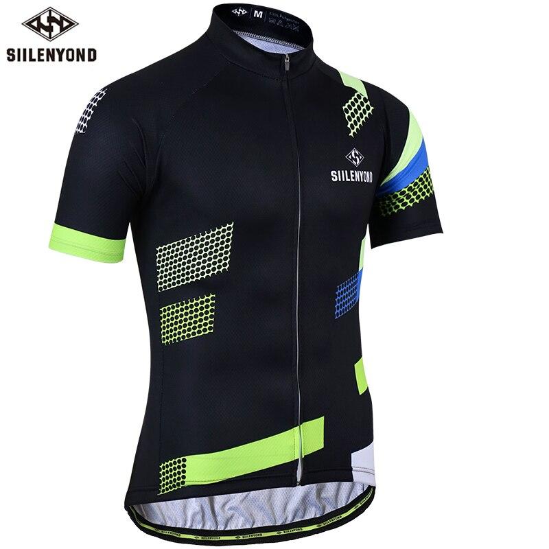 Anti-UV Cycling Jersey Pro Summer Mountain Bike Clothing Short Sleeve Cycling Clothing Ropa Ciclismo Cycling Clothing(China)