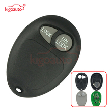 Kigoauto Remote car key Fob 2 Buttons 315mhz for Buick GL8 L2C0007T remote