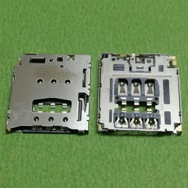 2 шт. SIM Card Reader слот держатель лотка разъем для Lenovo Йога Планшеты B6000 B8000 A5500 S8000 a768t A816 a805e b8080 Tab разъем