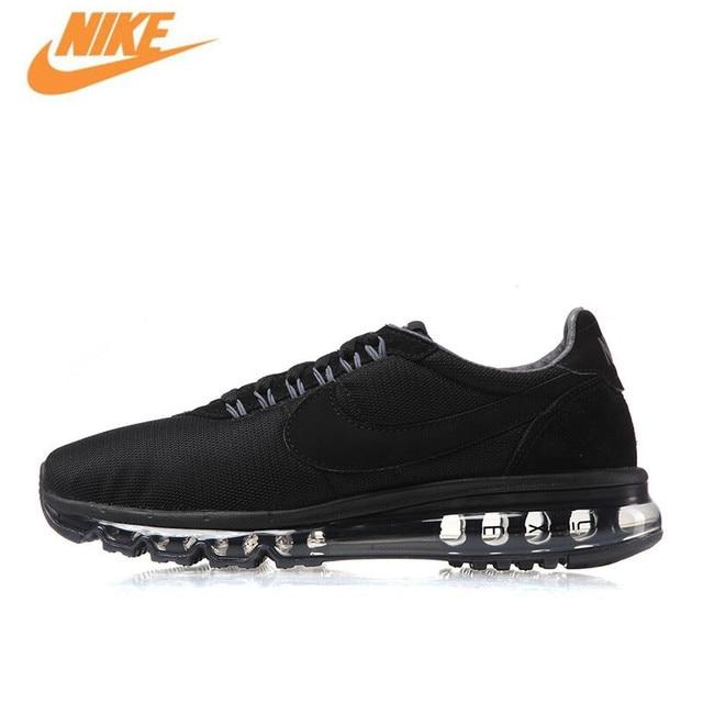best sneakers 78cc4 9fef5 Nike Original Nouvelle Arrivée Officielle AIR MAX Hommes de Breathale Low  Top Chaussures de Course Sneakers