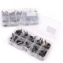 80Pcs Rings Fishing Rod Information Tip Set Restore Equipment DIY Eye Rings for Fishing Rods Stainless Metal Frames With Field Fishing Deal with