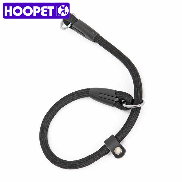 Hoopet Pet Collare Regolabile Formato Grande Collare di Cane Harness Outdoor Tra