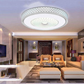 Fashion classic lampshade D300mm ceiling lamp 85-265V 12W led living room bedroom light factory favorable selling