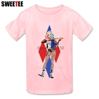 Suicide Squad Boy Girl T Shirt Baby Infant Cotton Round Neck Kid Tshirt Children S Tees