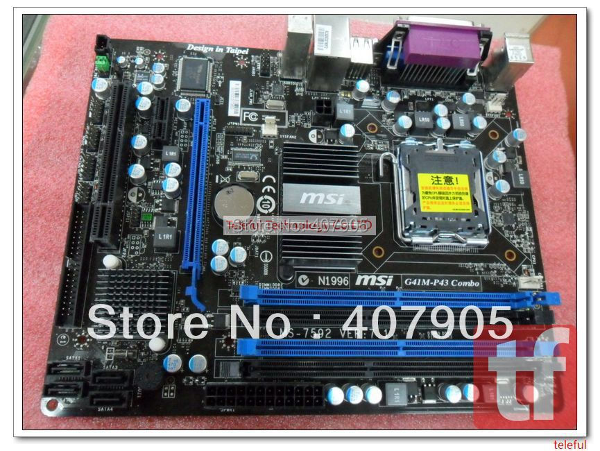 MS 7592 MOTHERBOARD DRIVERS FOR WINDOWS MAC