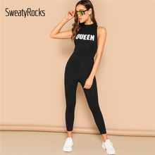 Sexy Jumpsuit Summer Women