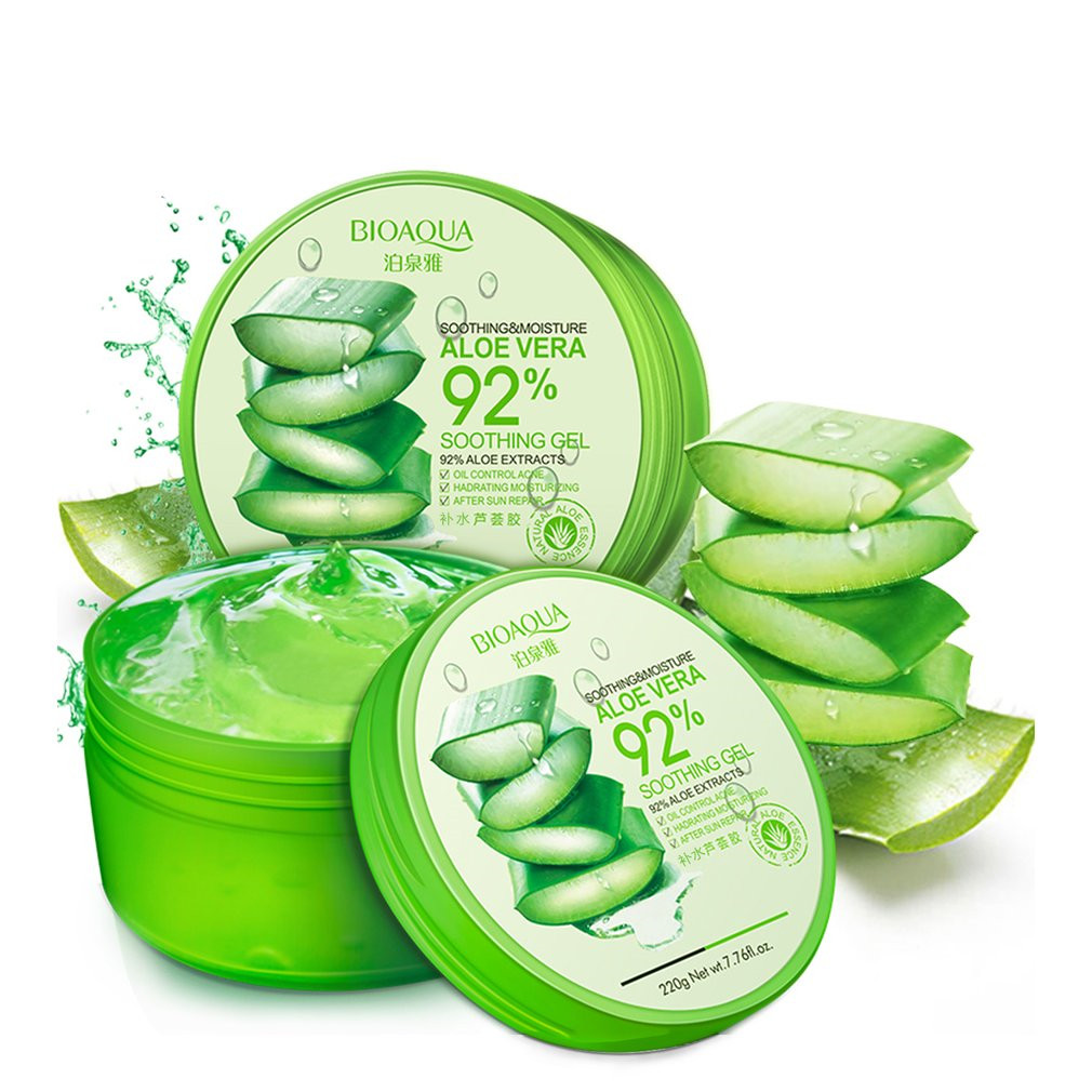 pure natural aloe vera smooth gel acne treatment face cream moisturizing anti ac ebay. Black Bedroom Furniture Sets. Home Design Ideas