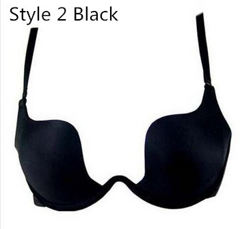 2016 bra for women evening dress comfortable push for Low cut bra for wedding dress