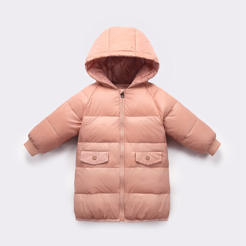 CROAL CHERIE 90% Down Winter Coat For Kids Girls Boys Long Warm Kids Boys Winter Jacket Thicken Toddler Girl Winter Clothes   (3)