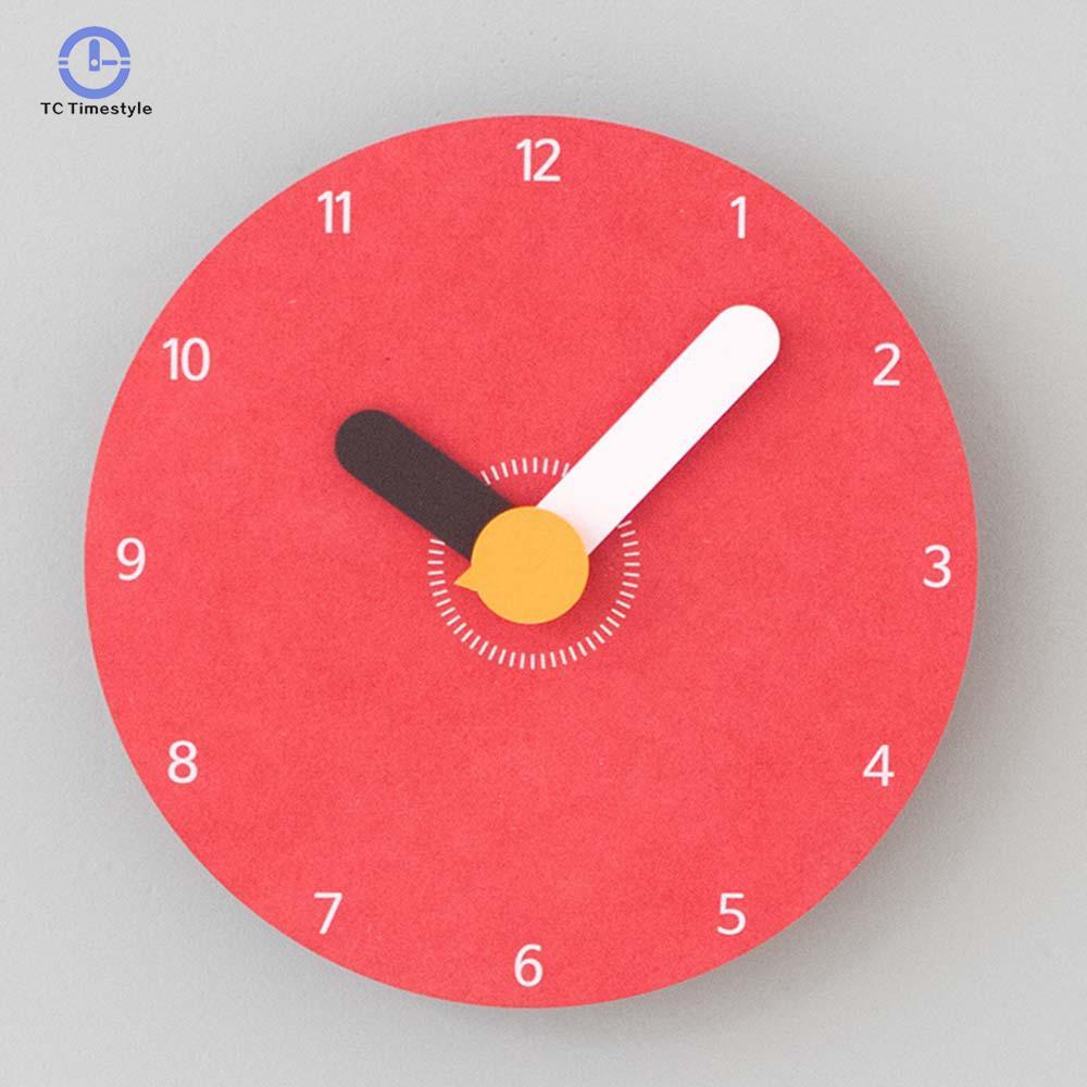 Horloge murale Design moderne accessoires de décoration de la maison moderne belle horloges murales silencieux chambre salon montres
