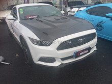Carbon Fiber Hood Bonnets Designed For  FORD MUSTANG 2.3 Of The KT Style