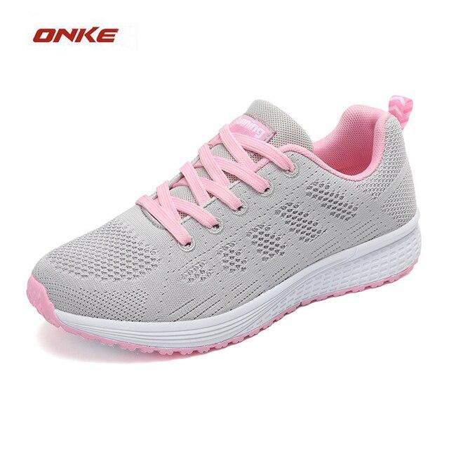 Respirant Onke De D'été Sport Espadrilles Course Chaussures Femme Aqxz4AgP