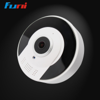 360 Degree Camera IP 3MP Fisheye Panoramic 960P WIFI PTZ IP Cam