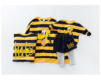 [Baby Suit] Family clothing family matching clothes mother and daughter clothes father and son family look sweatershirts hoodies