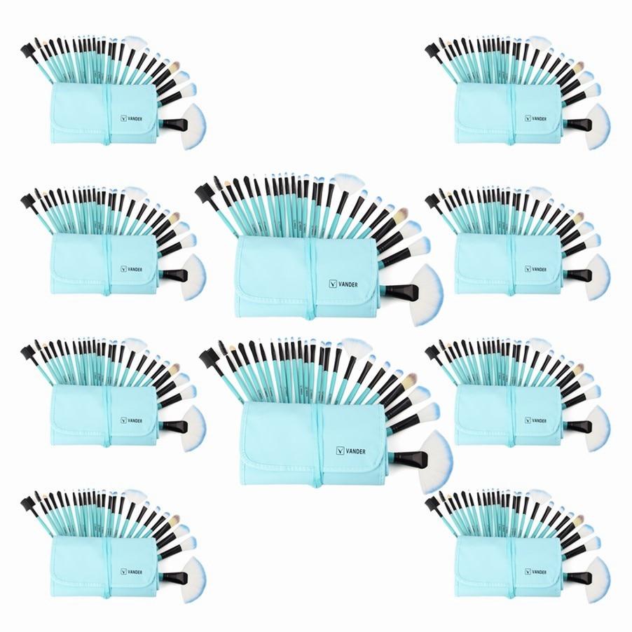 24PCS Multi-Function Pro Makeup Brushes Powder Concealer Blush Liquid Foundation Make up Brush Kabuki Brush Cosmetics 24pcs professional makeup set pro kits brushes eyebrow eyeshadow brush kabuki cosmetics brush tool