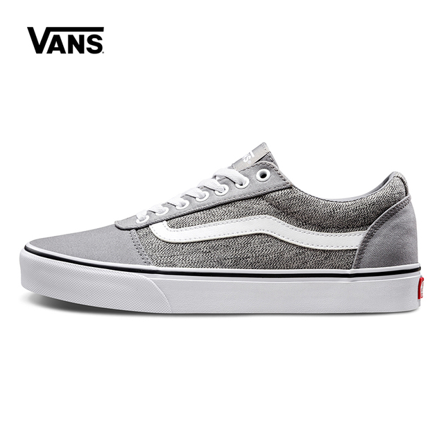 Original New Arrival Vans Men s   Women s Classic Old Skool Low-top  Skateboarding Shoes Sneakers Canvas Comfortable VN0A38DMU2J f91cecea645f