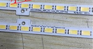 Image 3 - 2 PCS/lot POUR Samsung UE32ES5500 LTJ400HM03 H LED bande BN64 01639A 2011SVS40 FHD 5K6K Right GAUCHE 2011SVS40 440mm 62LED 100% NOUVEAU