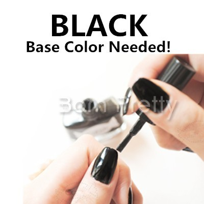 6ml Born Pretty Chameleon Polish Nail Polish Varnish (Black Base Color Needed) #205