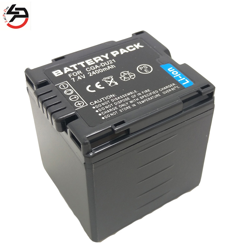 Battery Replacement for PANASONIC PV-GS400 PV-GS50 PV-GS50K PV-GS50S PV-GS55 PV-GS59 PV-GS65 PV-GS70 PV-GS75 PV-GS83 PV-GS85 SDR-H20 SDR-H200 SDR-H20EB-S