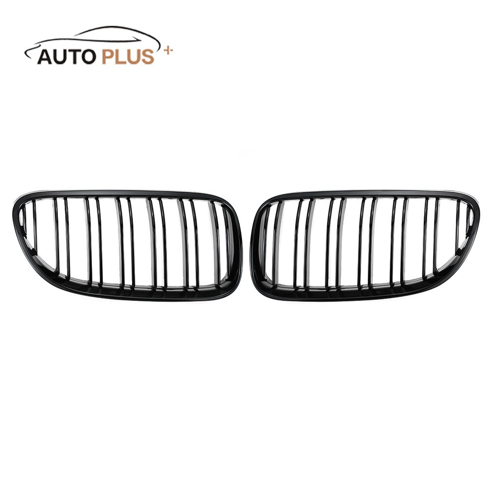 For BMW 3 Series E92 E93 2D Coupe 2010 2014 Gloss Black