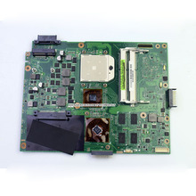 For Asus K52DR rev2 2 Motherboard A52D X52D notebook mainboard HD5470 with 512M VRAM 4 pcs