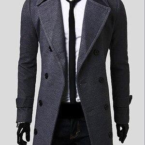 Man's coat Cloth coat 2019 Bri