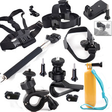 JACQUELINE for New Accessories Kit for Sony/Ion Pro Air Action Cameras AS200V AS50 AS30V AS100V AZ1 Mini FDR-X1000V/W 4K