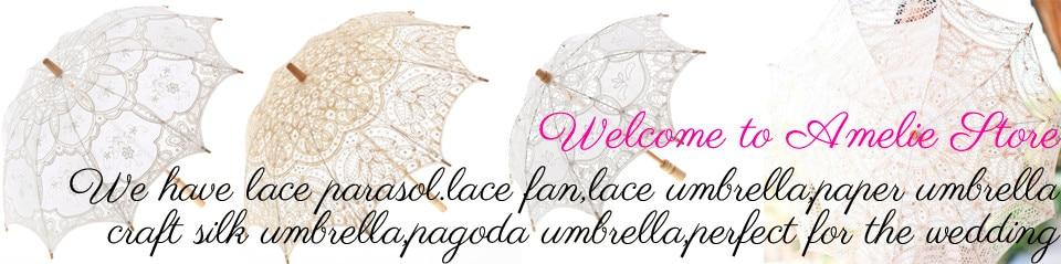 Amelie lace parasol 1