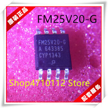 NEW 5PCS/LOT FM25V20-G FM25V20-GTR FM25V20 SOP-8 IC