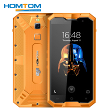 HOMTOM ZOJI Z8 IP68 Waterproof Smartphone 4G 5.0 Inch IPS 4GB RAM 64GB ROM MTK6750 Octa Core 13+16MP Camera 4250mAh Mobile Phone