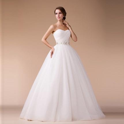 Cheap Wedding Dresses 2016 new Korean