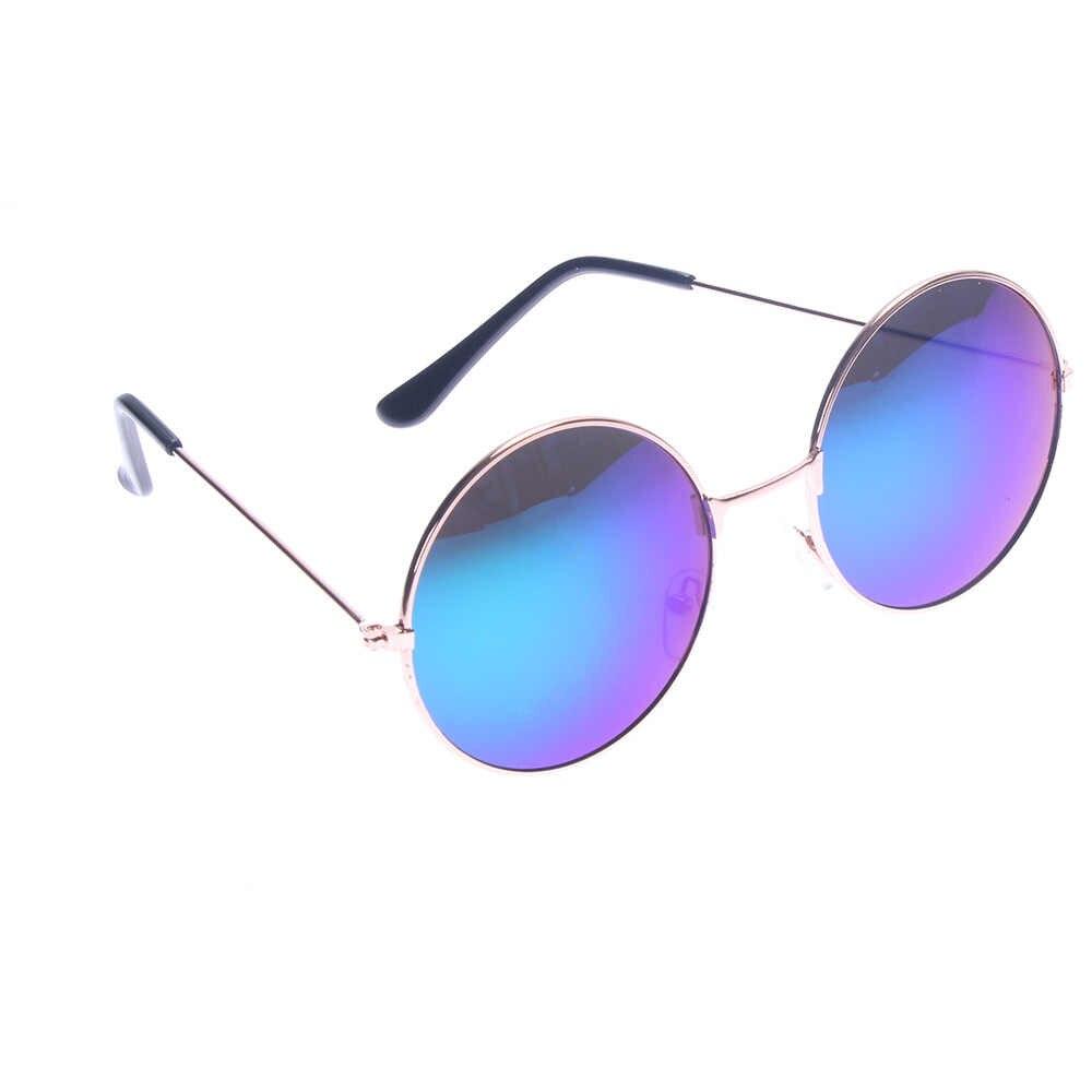 Women Fashion Retro Round Plastic Glasses Lens Sunglasses Eyewear Frame Glasses Brand Designer Sun Glasses Travel Accessories