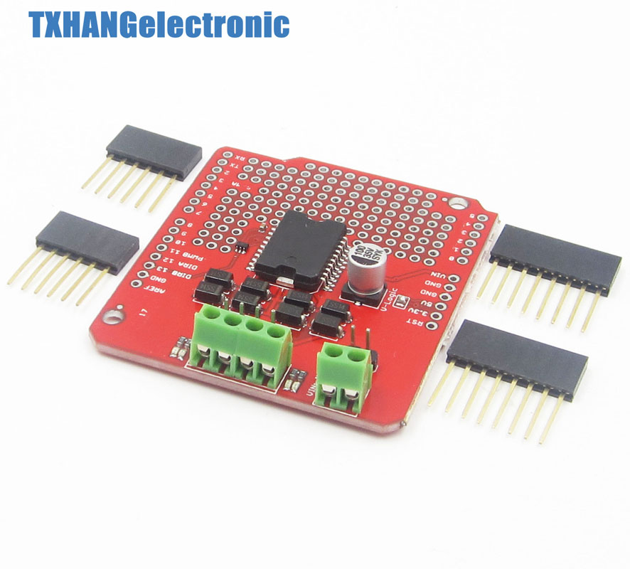 Aliexpress buy l p dual channel motor driver