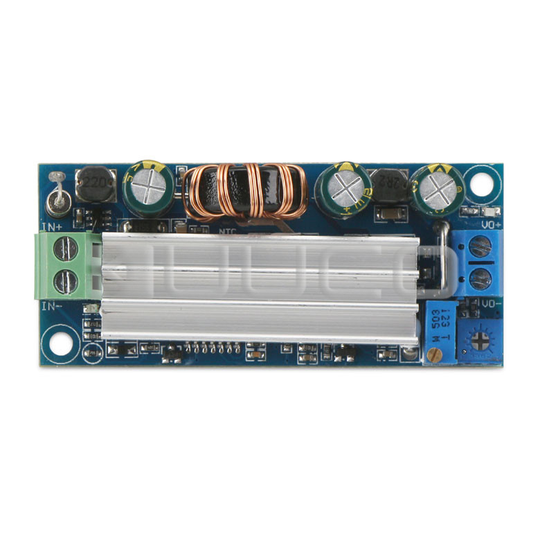 цена на 100W Power Supply Module DC 2~14V to 3~30V 4A Boost Converter/Voltage Regulator DC 12V 24V Adapter/Driver Module