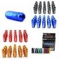 Универсальный JDM D1 spec ГОНКИ автомобилей Колесные Гайки Винт Алюминий заготовки P: 1.25 Л: 52 мм для Nissan/Suzuki moto красный синий фиолетовый черный