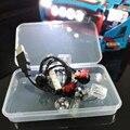 LED light up kit voor lego Technic Serie 42077 en 20077 De Rally Auto baksteen Set (auto set niet inbegrepen, bevatten alleen licht)