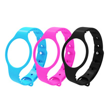 купить Children's Watch Smart Bracelet H8 08 Belt Replacement Soft Silicone Wrist Strap for Smart Wristband W8 Band Replacement дешево