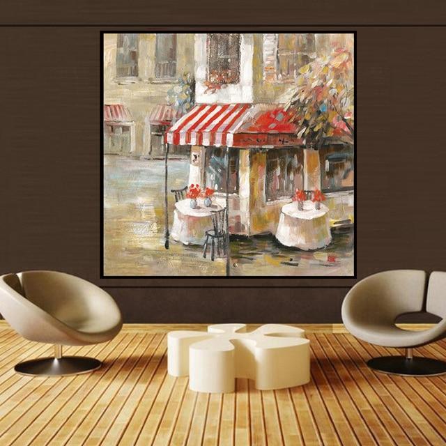 4 34 46 De Réduction Exclusive Ventes Art Abstrait Peintures Mur Peinture à L Huile Décoration De La Maison Sans Cadre Peinture Sur Toile Pour