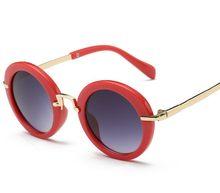 369873240b R15 moda ronda diseñador Linda marca niño Gafas de sol anti-ultravioleta bebé  vintage Gafas chica Cool gafas Niños niños un