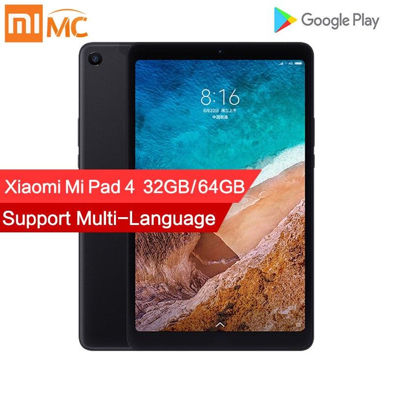 Original Xiao mi mi Pad 4 32G/64 GB 8.0