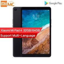 "Xiao mi mi Pad 4 64GB 8.0 ""tablettes daffichage Snapdragon 660 Octa Core 1920x1200 13MP + 5MP caméra 6000mAh Android tablette PC"